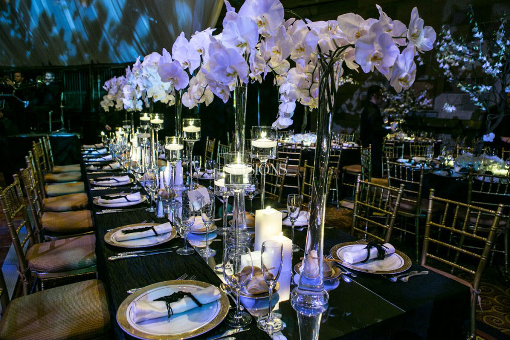 nyc gotham hall wedding flowers and decor gallery by visions decor florist in nyc. Black Bedroom Furniture Sets. Home Design Ideas