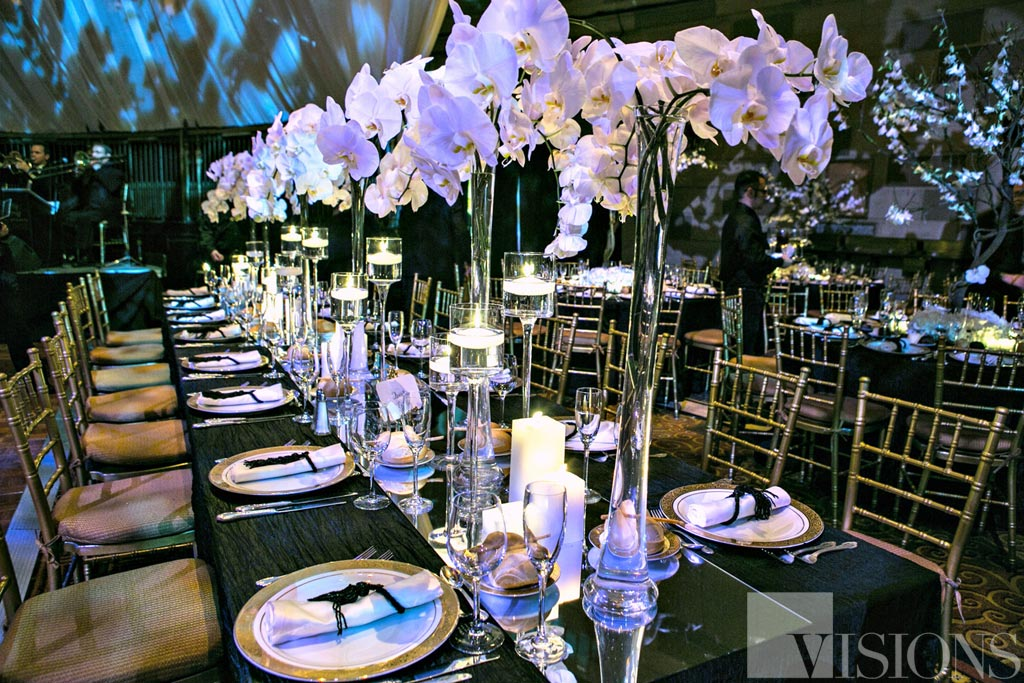 Bridal Florist Nyc : Visions decor is a florist in nyc that provides consulting